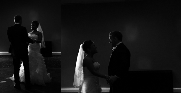 First Dance Silhouettes